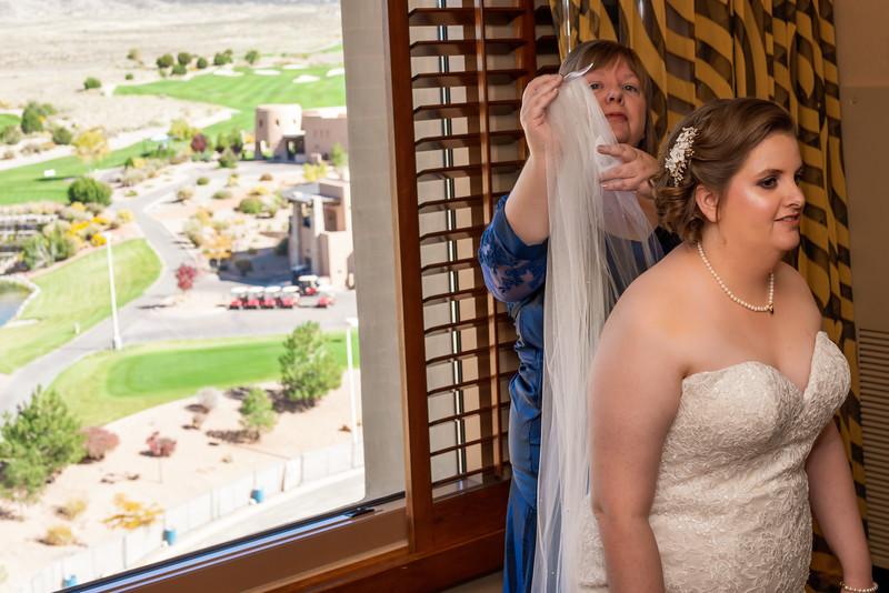 Sandia Hotel Casino New Mexico October Wedding Getting Ready C&C-75.jpg