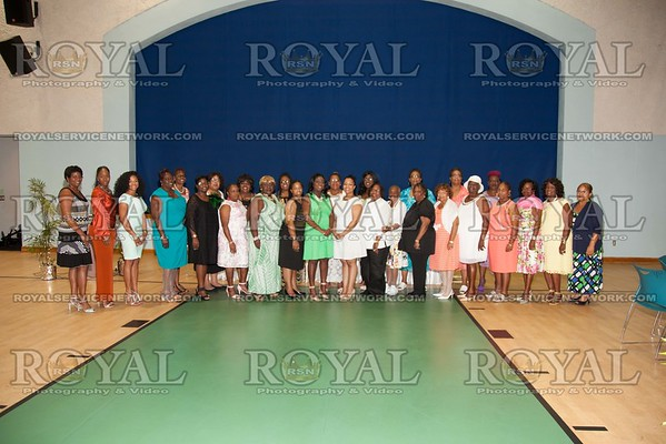 The Coconut Grove Negro Women's Club Fathers day Event