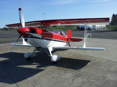 Pitts S2B Experimental