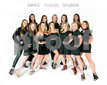Dance Fusion Studios photoshoot 10/24/17