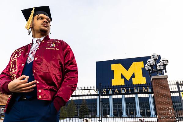 Jordan Walker Graduation Shoot