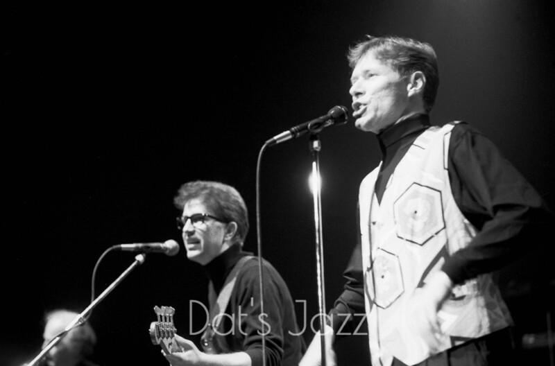 PAUL JONES & TOM ROBINSON