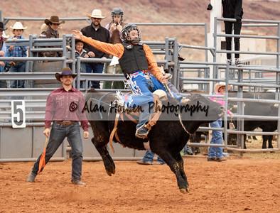 Saturday - Jr High - Saddle Bronc Steer
