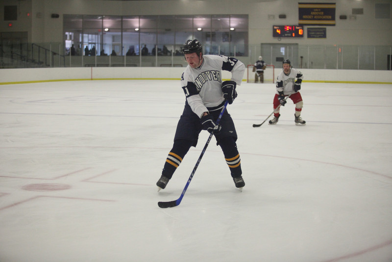 Alumni Hockey Game