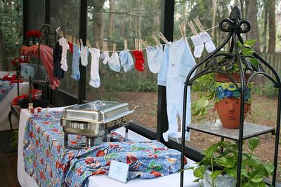 Jan 13, 2007 Baby Shower