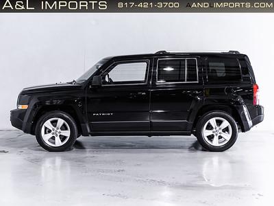 Jeep Patriot - 1C4NJPCB1DD124883