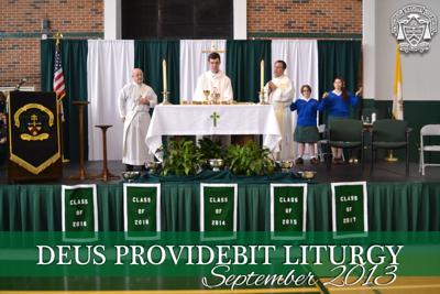 Deus Providebit Liturgy 2013