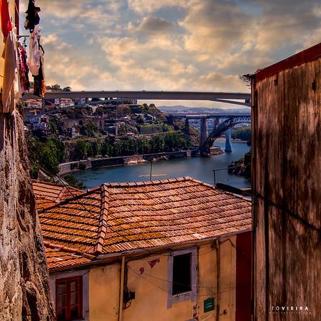 Um dia na Cidade do  Porto