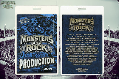 Monsters of Rock Cruise 2014