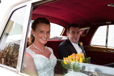 Claire and Mark - Wedding