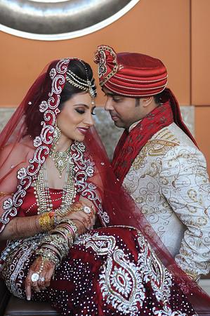 Saureen & Somil's Wedding Ceremony