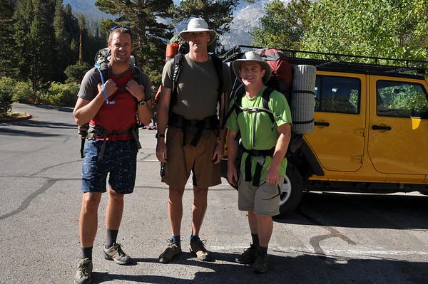 Thunderbolt Peak to Starlight Traverse September 24-26, 2010
