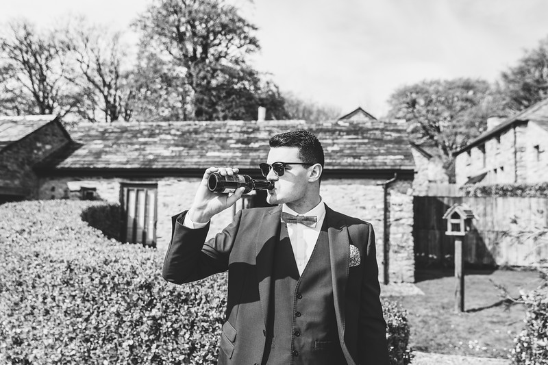Trevenna Barns Wedding