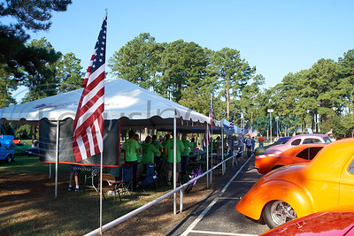 9/15/18 ET Cruzers 6th Annual Car & Truck Show Benefits Texas Wounded Warrior Foundation by Darrell Clakley & Crissy Chanslor