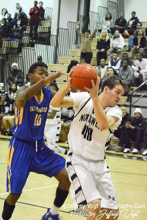01-06-2014 Northwest HS vs Gaithersburg HS Varsity Boys Basketball, Photos by Jeffrey Vogt Photography