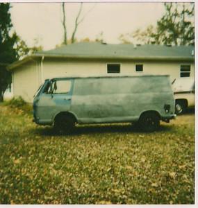 Jay 13's Chevy Van