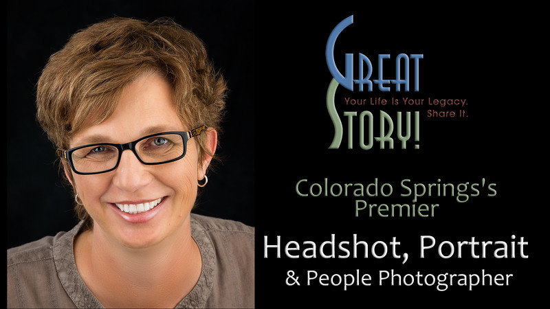 Premier Professional Headshot, Portrait and People Photographer in Colorado Springs, Colorado