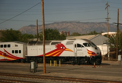 New Mexico Rail Runner Express