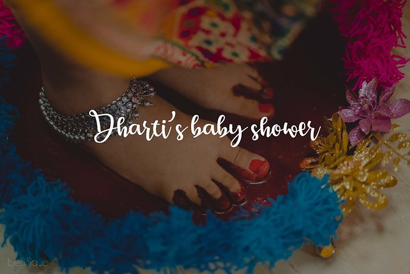 Dharti Baby Shower | Ahmedabad 2018