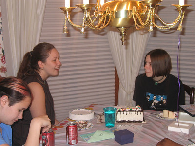 Deanna's 16th B-Day Party