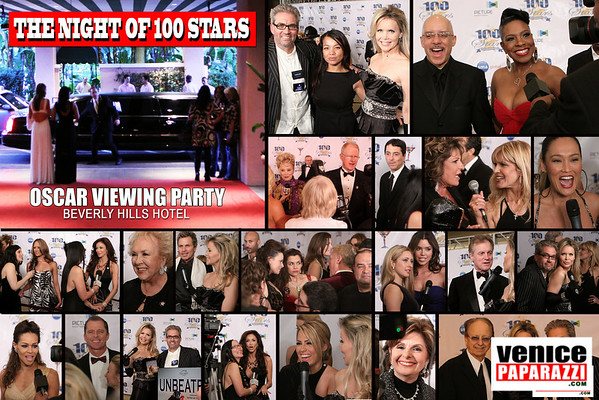 03.07.10  Oscar Viewing Party at the Beverly Hills Hotel