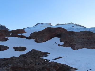Mt Baker Climb - Jul 15-18