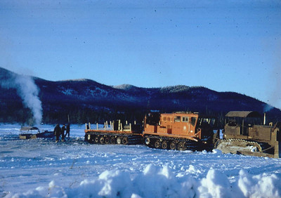 Army's Exercise Great Bear - 1962