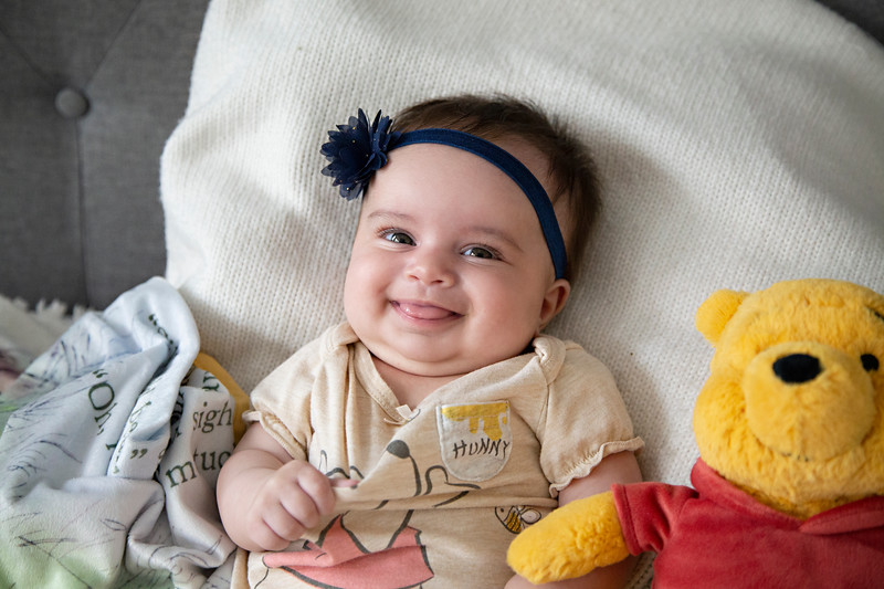 Eliana Brie - 2 Months Pictures