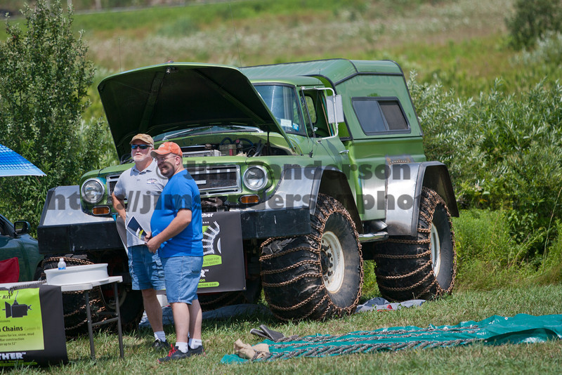 3rd Annual Hill Billy Bog Mud Race Championships at Broome-Tioga, Sunday, July 22, 2012
