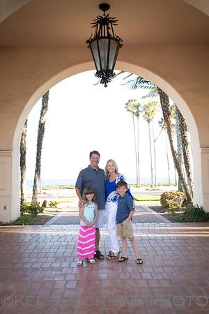 Santa Barbara Family Vacation Photography