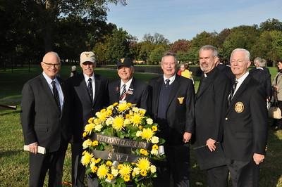 2015 Vietnam Memorial Service