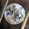 3.69ct Old European Cut Diamond GIA E VS2 27