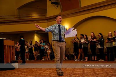 Freddy Awards 2014 First Rehearsal