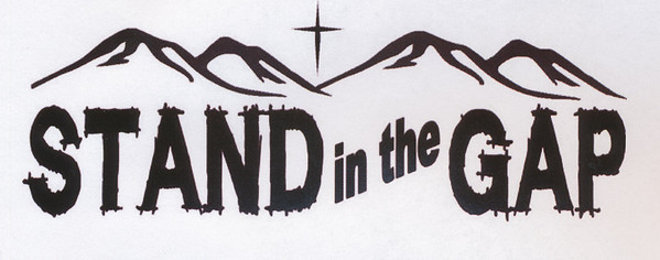 Stand in the Gap- logo