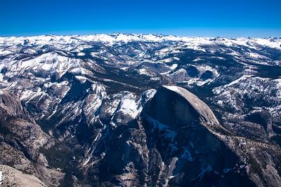 Lake Tahoe / Yosemite