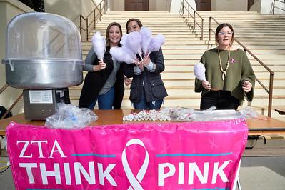 ZTA Think Pink Event @Seal