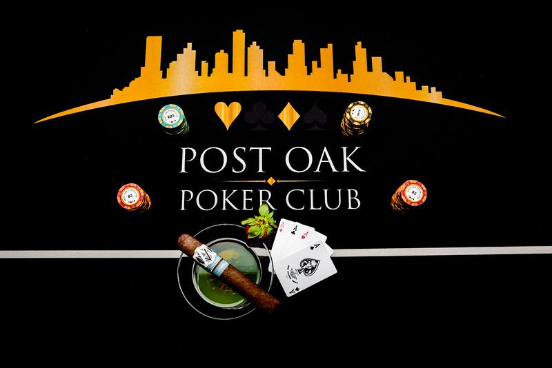 Post Oak Poker Club - Product Shots