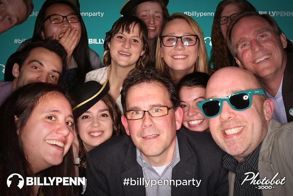 Billy Penn Launch Party