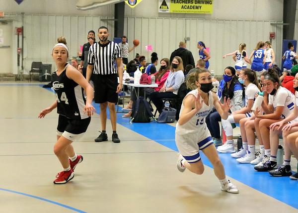 AAU Basketball, Mansfield, Massachusetts