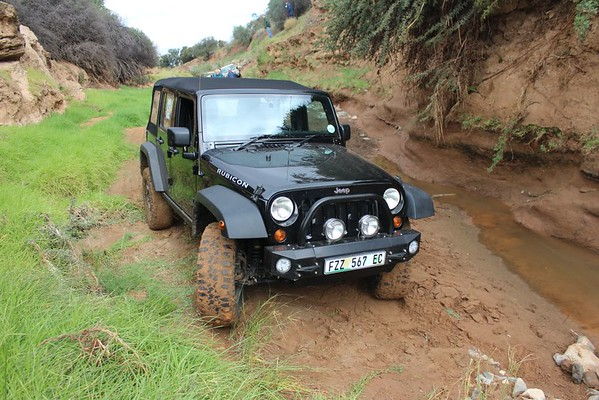 2016 Cradock 4X4 Club Open Day