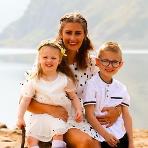 Summer Portrait Shoot - Roper Family