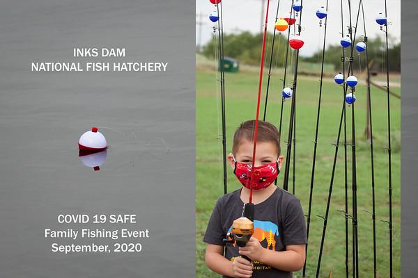 Covid-Free Fishing Event