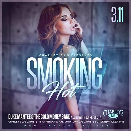 2017-03-11 Smoking Hot with DJ Reflecta