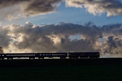 Mid-Hants Railway Diesel Gala: April 2013.