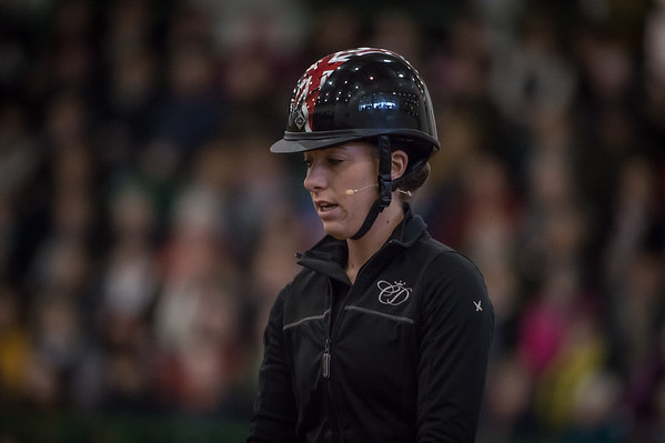 British Dressage National Convention, Hartpury 2015