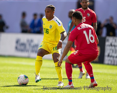 Guyana v Panama Concacaf Gold Cup 6-22-2019