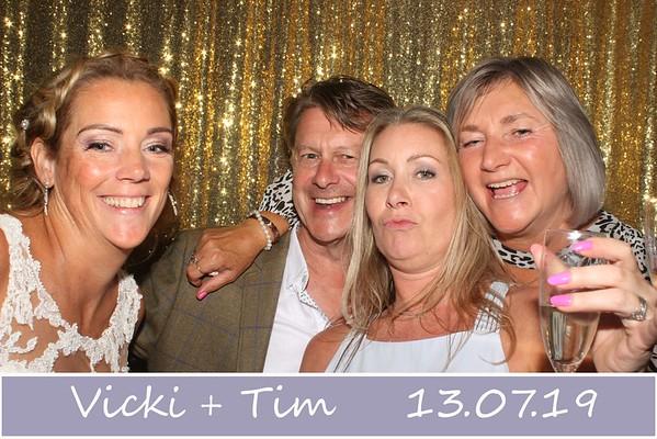 Vicki + Tim