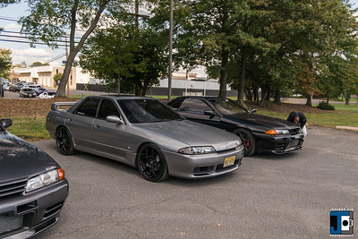Northeast Nissan Skyline 2020 / ESR meet Jliuphotography