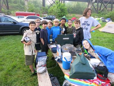2015-05 Canoe Trip