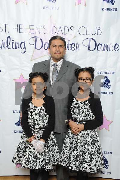 St. Helen's Father Daughter Dance 3-4-17